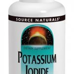 Source Naturals Hormone/Glandular Support – Potassium Iodide 32.5 mg –