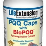 Life Extension Cardiovascular Support – PQQ Caps with BioPQQ 20 mg