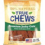 True Chews Dogs – Premium Jerky Cuts Dog Treats made with Real Duck