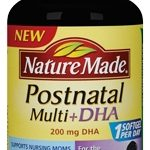 Nature Made Essential Fatty Acids – Prenatal Multi plus DHA – 90