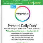Rainbow Light Vitamins – Prenatal Daily Duo – Two 30-Count