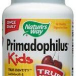 Nature's Way Children's Formulas – Primadophilus Kids Cherry Flavor –