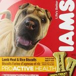 IAMS Dogs – ProActive Health Adult Lamb Meal & Rice Biscuits – 24
