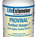Life Extension Cardiovascular Support – Provinal Purified Omega-7 – 30