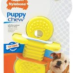 Nylabone Dogs – Puppy Chew Rubber Teethers (Small Dogs, Up To 15 Lbs /