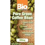 Bio Nutrition General Health – Pure Green Coffee Bean – 50 Capsules