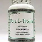 Montiff Joint Support – Pure L-Proline 500 mg – 100 Capsules
