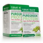 Vibrant Health Musculoskeletal Health – PureGreen Protein Natural –