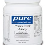 Pure Encapsulations General Health – PureLean Whey (Natural Vanilla