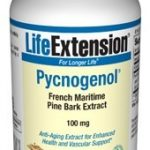 Life Extension Cardiovascular Support – Pycnogenol French Maritime