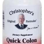 Christophers Original Formulas Herbals/Herbal Extracts – Quick Colon