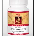 Kan Herbs Herbals/Herbal Extracts – Quiet Contemplative 700 mg – 120