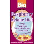 Bio Nutrition General Health – Raspberry Ketone Diet – 60 Vegetarian