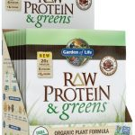 Garden of Life Protein – Raw Protein and GreensChocolate Tray – 10