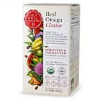 Get Real Nutrition Detoxification – Real Omega Cleanse – 90 Capsules