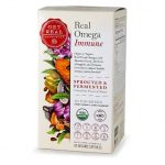 Get Real Nutrition Immune Support – Real Omega Immune – 90 Capsules