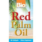 Bio Nutrition General Health – Red Palm Oil – 90 Softgels