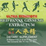 Prince of Peace General Health – Red Panax Ginseng Extractum Ultra