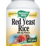 Nature's Way Cardiovascular Support – Red Yeast Rice – 120 VCaps