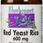 Bluebonnet Nutrition Cardiovascular Support – Red Yeast Rice 600 mg –