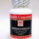 Health Concerns Herbals/Herbal Extracts – Rehmannia 8 – 90 Tablets