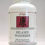 Kan Herbs Herbals/Herbal Extracts – Relaxed Wanderer – 300 Tablets