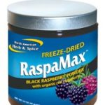 North American Herb and Spice Cellular Support – RaspaMax (Black