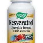 Nature's Way Cardiovascular Support – Resveratrol – 60 VCaps