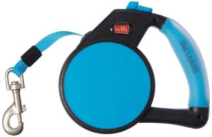 retractable-gel-leash-large-up-to-110-lbs-50-kg-blue-splash-16-ft-5-m-by-wigzi