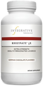 rhizinate-3x-dgl-german-chocolate-90-chewable-tablets-by-integrative-therapeutics