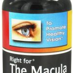 Carlson Labs Ocular Health – Right for the Macula – 60 Soft Gels
