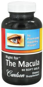 right-for-the-macula-60-soft-gels-by-carlson-labs