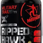 Midway Labs Military Sports Nutrition Supplements – Ripped Hawk – 120