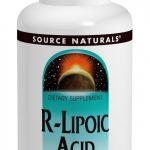 Source Naturals Cellular Support – R-Lipoic Acid 100 mg – 120 Tablets