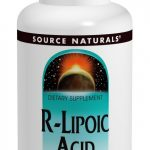 Source Naturals Cellular Support – R-Lipoic Acid 50 mg – 60 Tablets