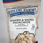 Shiloh Farms Snacks – Roasted & Salted Pistachios – 8 oz (227 Grams)