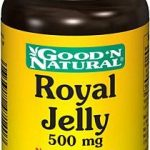 Good and Natural General Health – Royal Jelly 500 mg – 60 Softgels