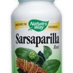 Nature's Way Herbals/Herbal Extracts – Sarsaparilla Root 425 mg – 100