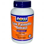 NOW Herbals/Herbal Extracts – Saw Palmetto Extract 160 mg – 240