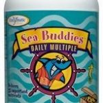 sea-buddies-daily-multiple-tropical-60-chewable-tablets-by-enzymatic-therapy