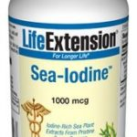 Life Extension Hormone/Glandular Support – Sea-Iodine 1000 mcg – 60