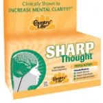 Country Life Essential Fatty Acids – Sharp Thought – 30 Capsules