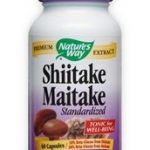 Nature's Way Cardiovascular Support – Shiitake Maitake – 60 Capsules
