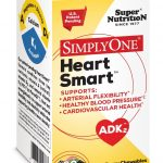 simply-one-heart-smart-wild-berry-chewables-60-tablets-by-super-nutrition