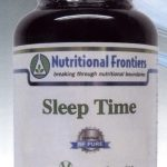 Nutritional Frontiers Nervous System Support – Sleep Time – 60