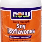 NOW Hormone/Glandular Support – Soy Isoflavones Extra Strength – 120