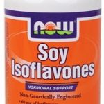 NOW Hormone/Glandular Support – Soy Isoflavones Extra Strength – 60