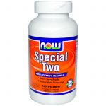 NOW Multivitamins – Special Two – 240 Veg Capsules