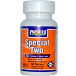 NOW Multivitamins – Special Two – 90 Tablets