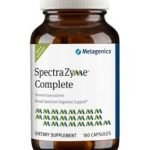 Metagenics Gastrointestinal/Digestive – SpectraZyme Complete – 180